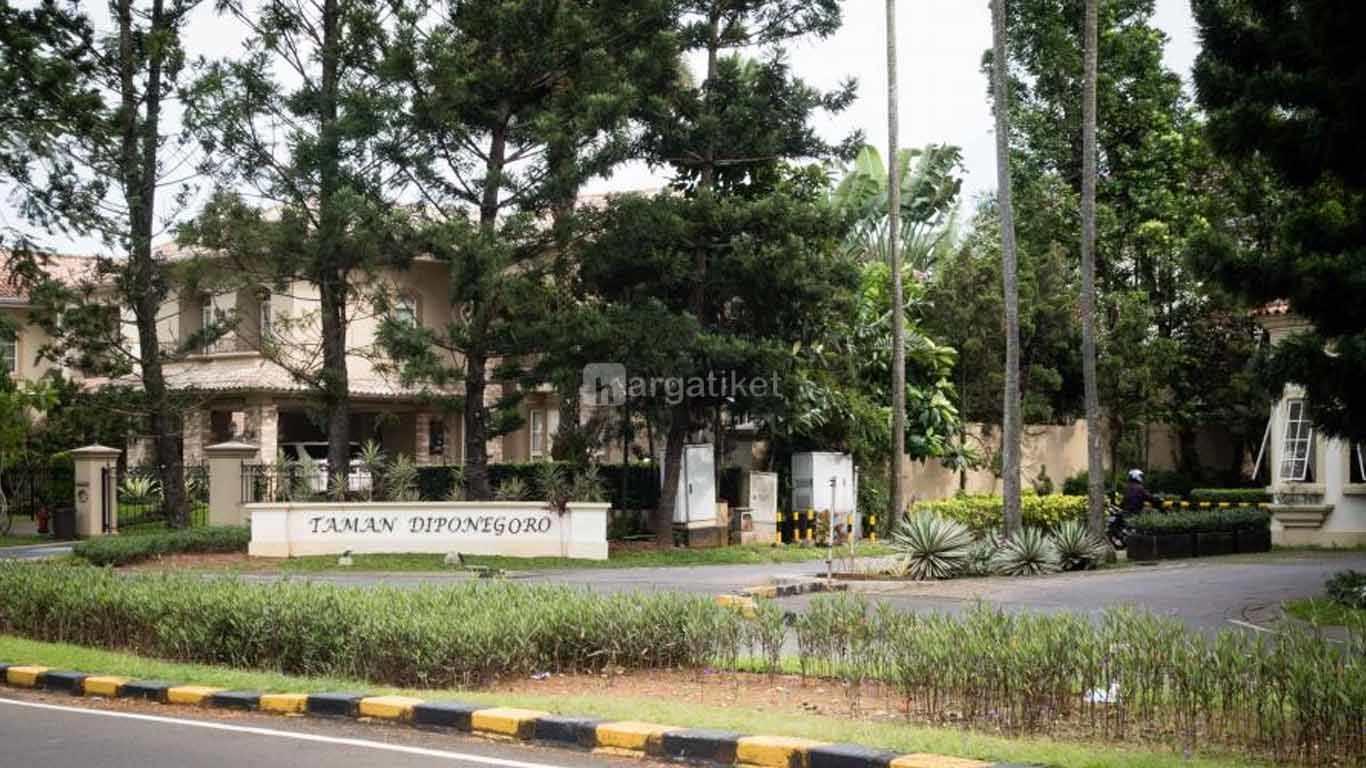 Taman Diponegoro Semarang