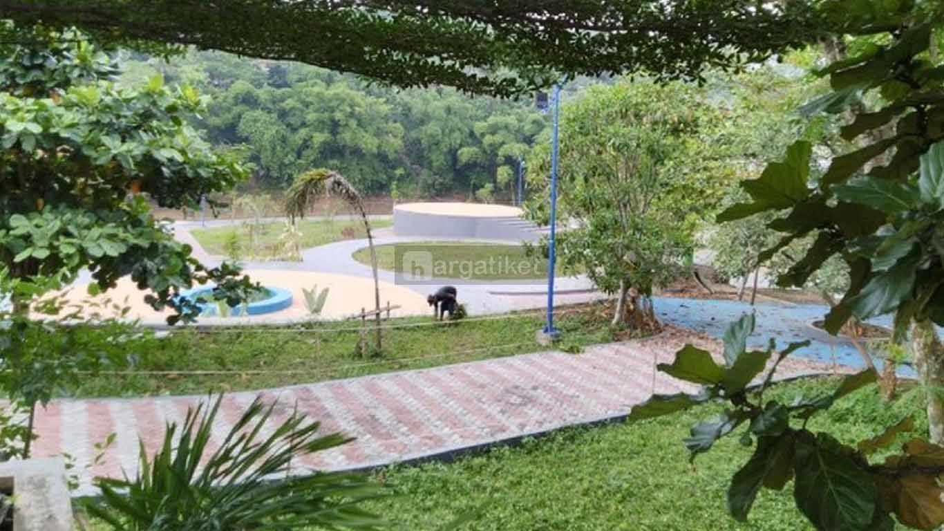 Taman PUSDAI Kota Banjar