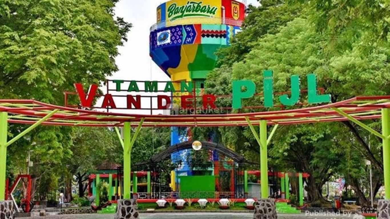 Taman Van Der Pijl
