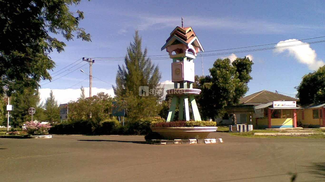 Tugu Simpang Garuda