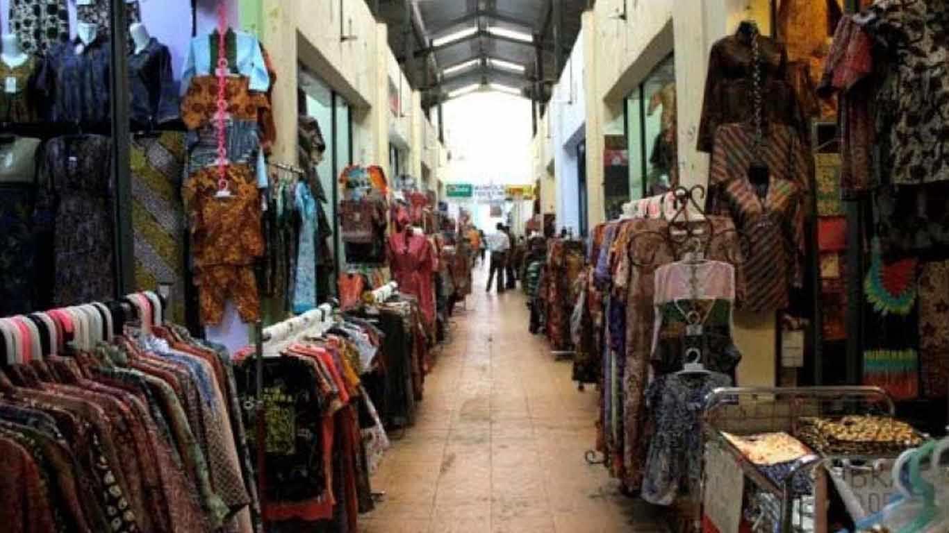 Wisata Belanja Pusat Grosir Setono