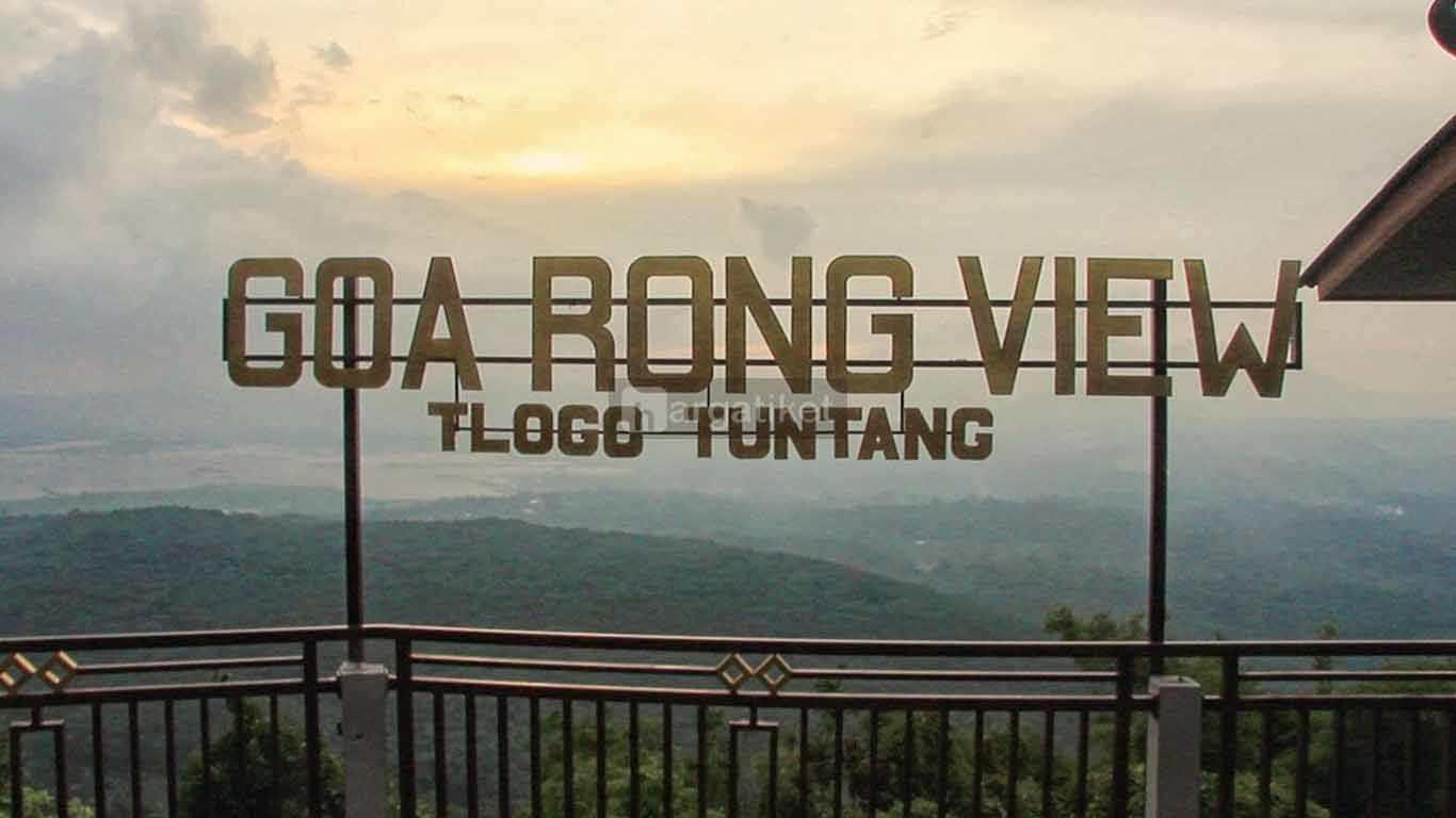 Goa Rong View atau Goa Rong Tungtang