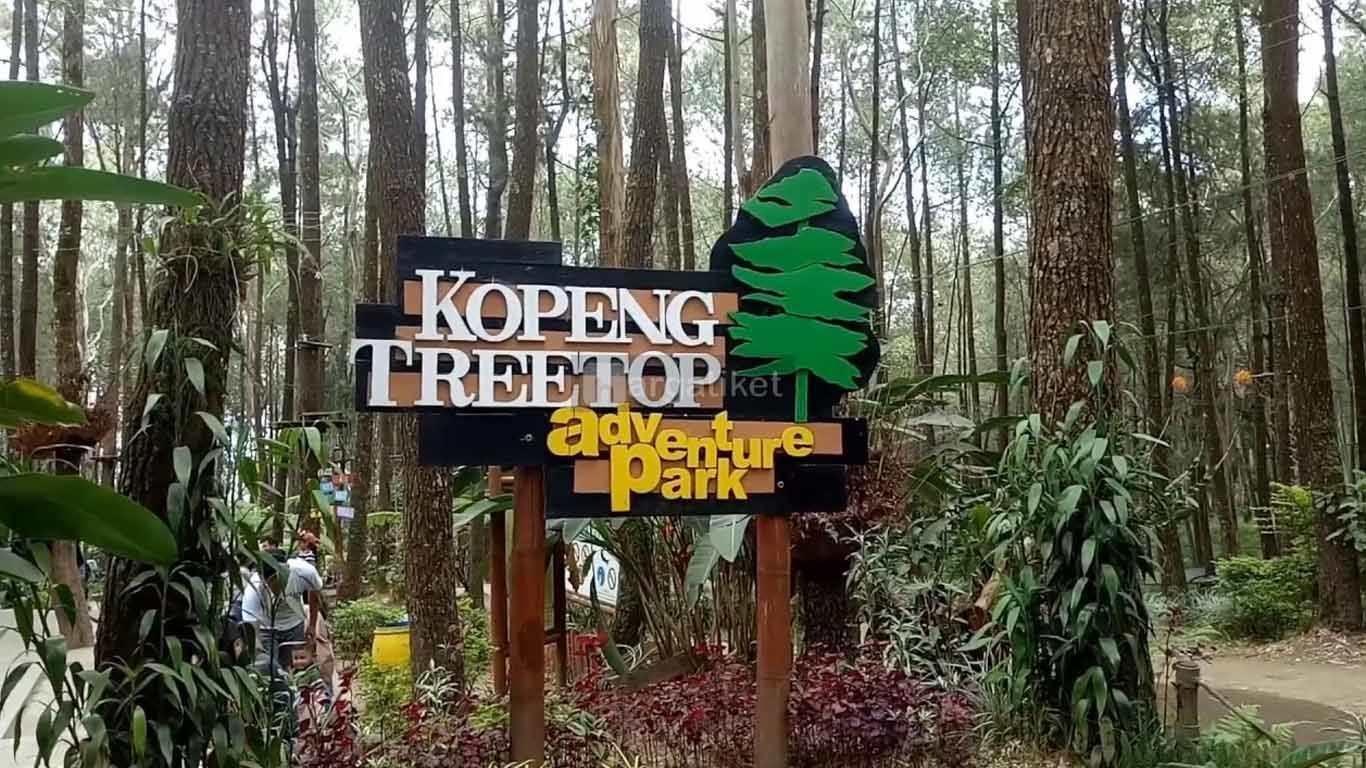 Kopeng Treetop Adventure