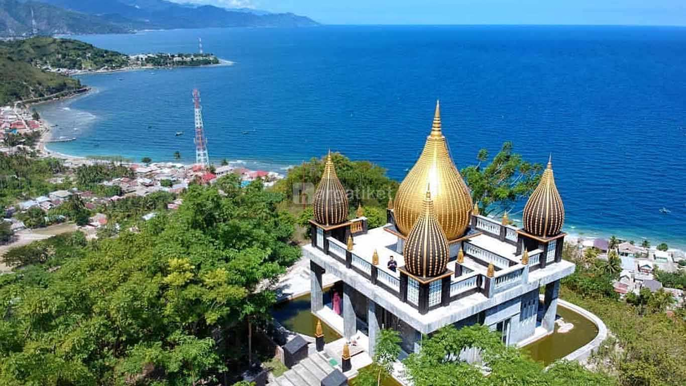 Masjid Walima Emas Gorontalo