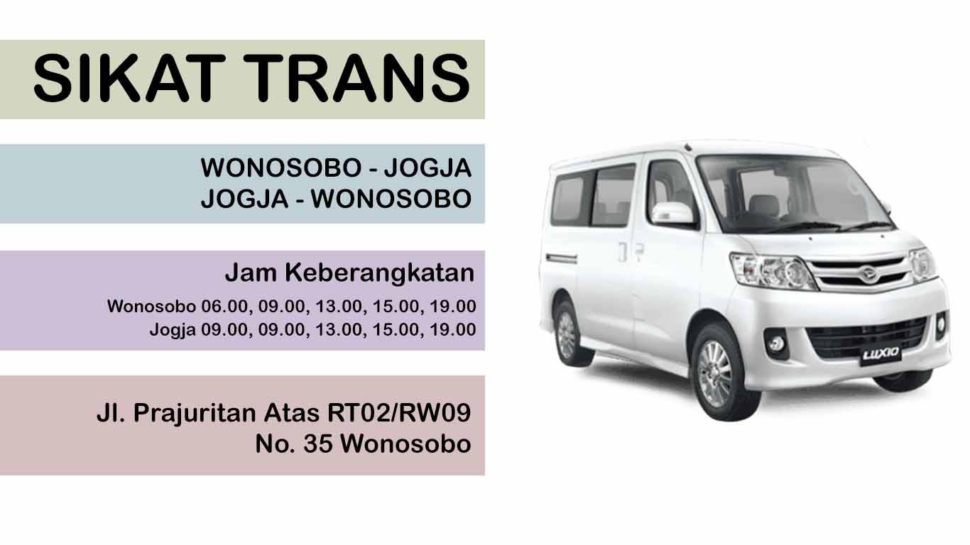 Travel Jogja Wonosobo