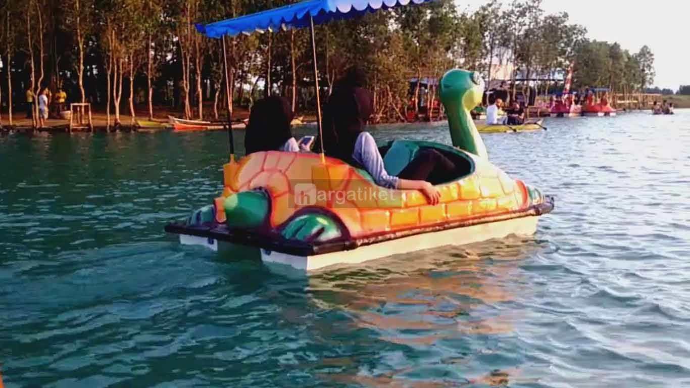 Wisata Danau Seran