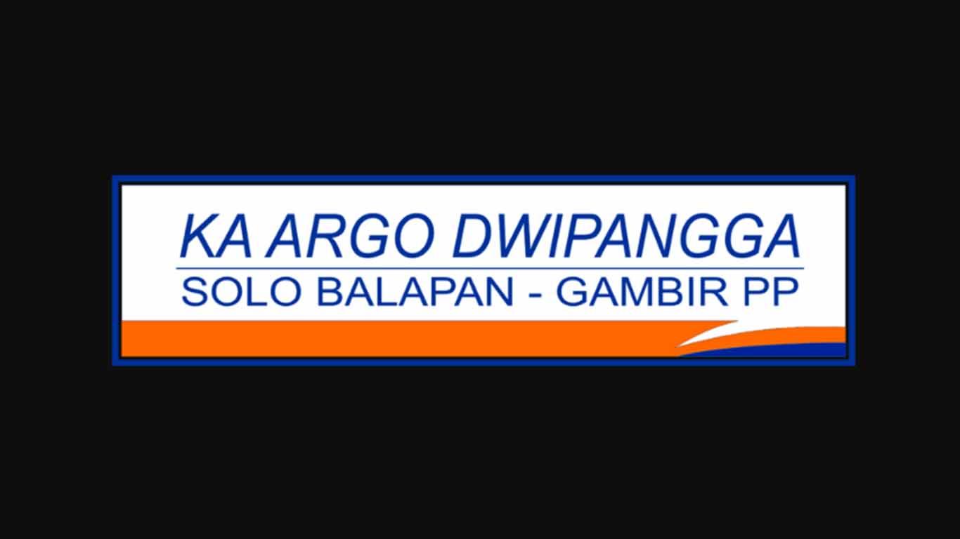 Jadwal Kereta Api Argo Dwipangga