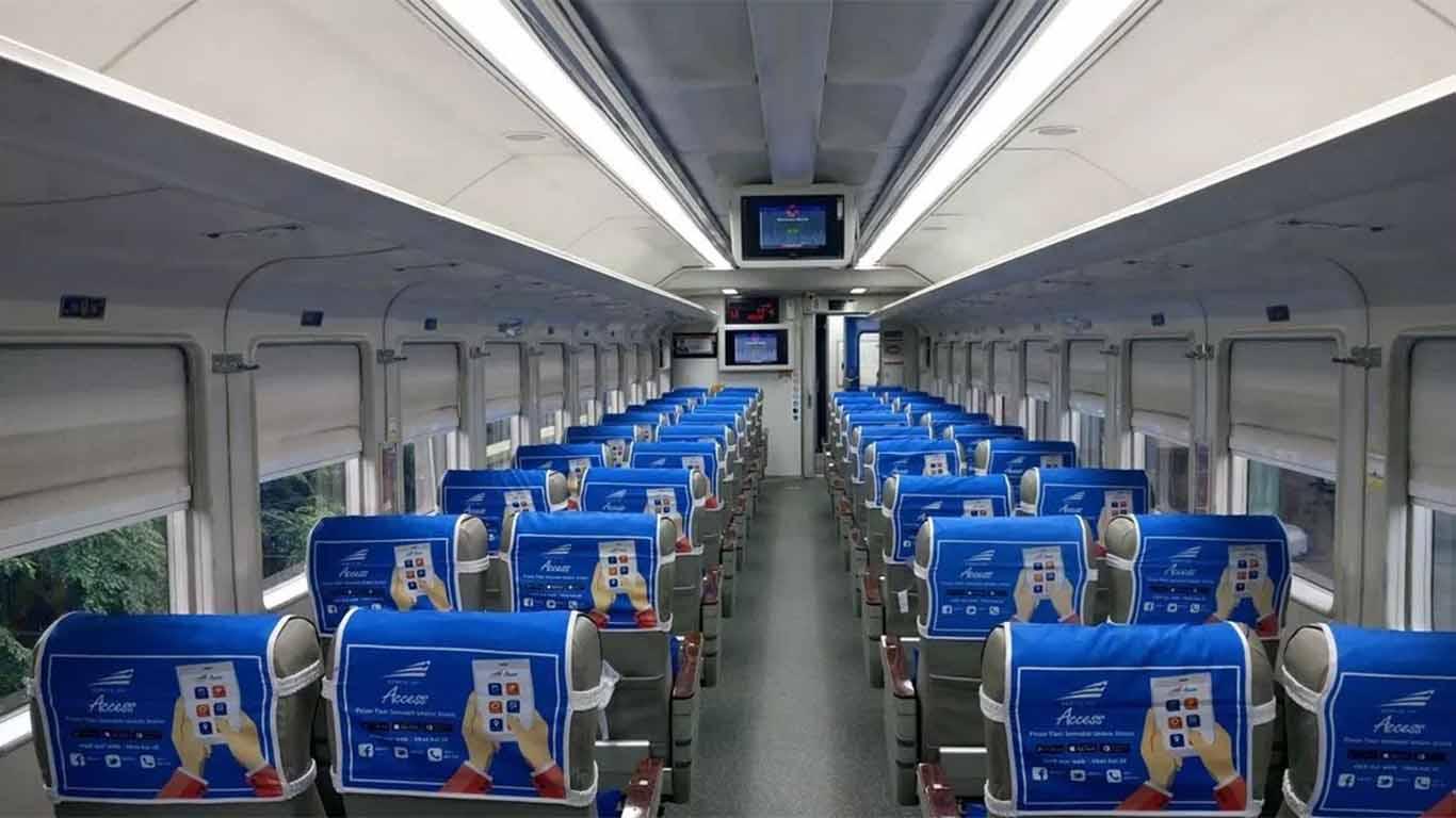Jadwal Kereta Api Argo Parahyangan Tambahan