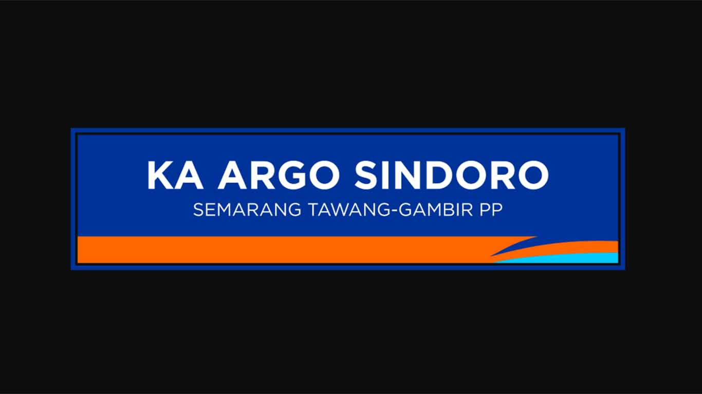 Jadwal Kereta Api Argo Sindoro