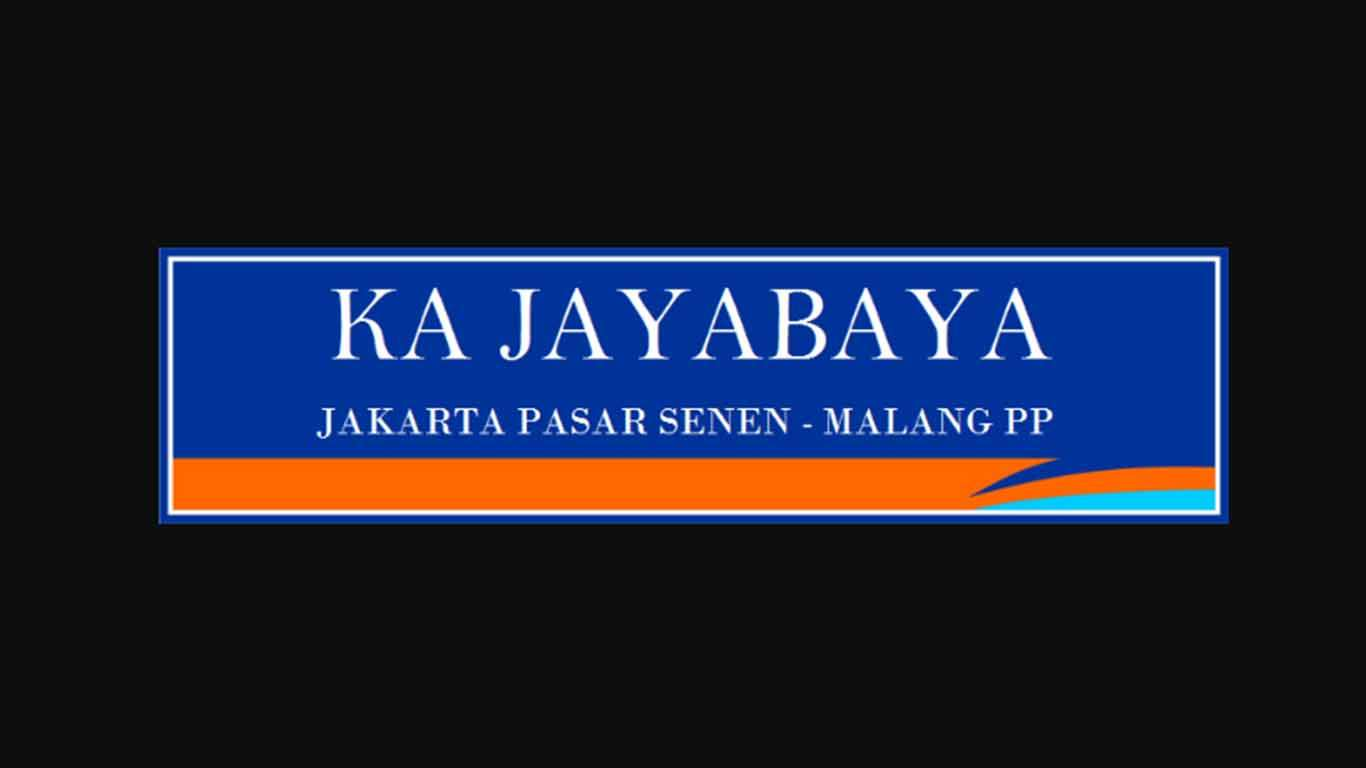 Jadwal Kereta Api Jayabaya