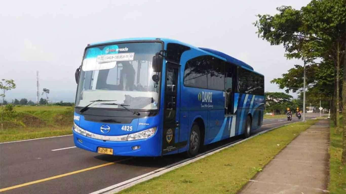 Harga Tiket Bus DAMRI