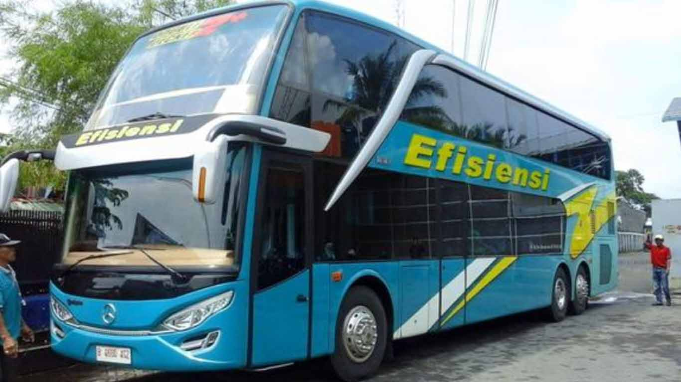 Harga Tiket Bus Efisiensi