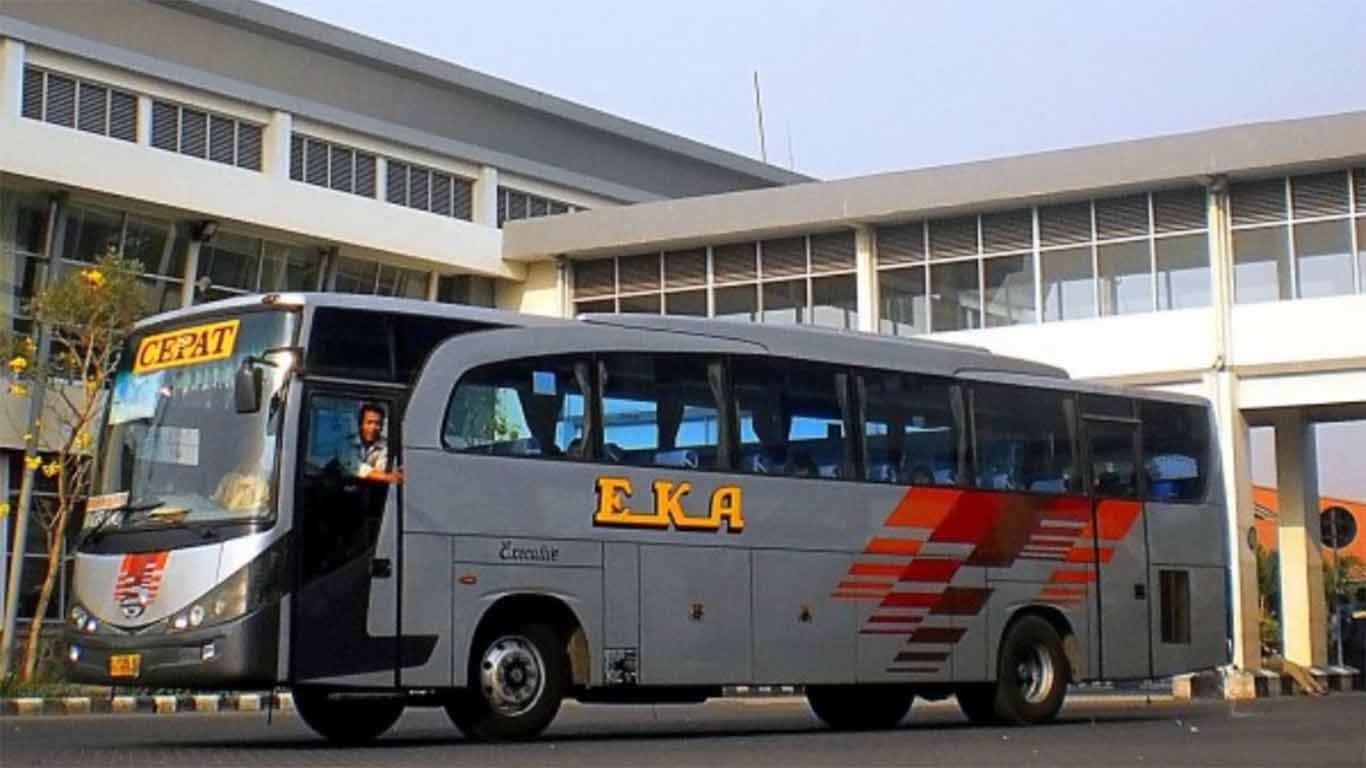 Jadwal Harga Tiket Bus Eka Terlengkap Tahun 2019
