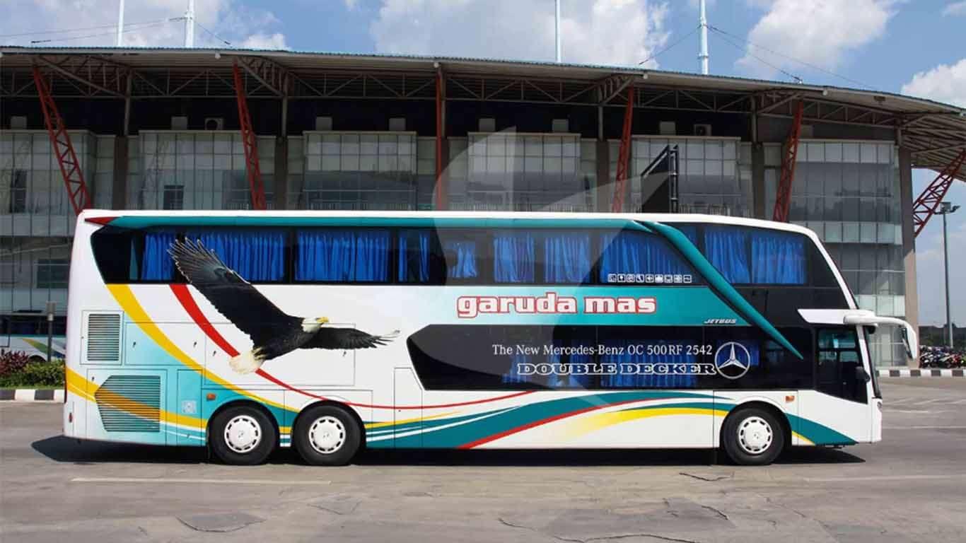 Harga Tiket Jadwal Bus Garuda Mas Lengkap 2019