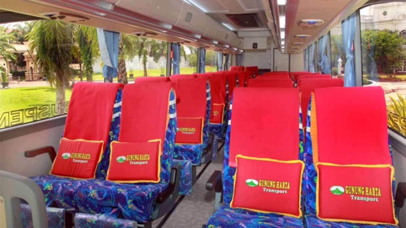 Jadwal Harga Tiket Bus Gunung Harta Lengkap 2019