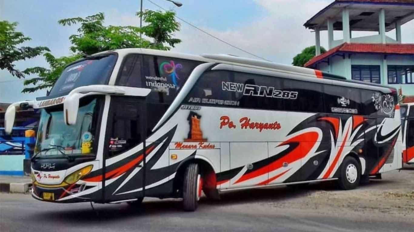 Harga Tiket Bus Haryanto