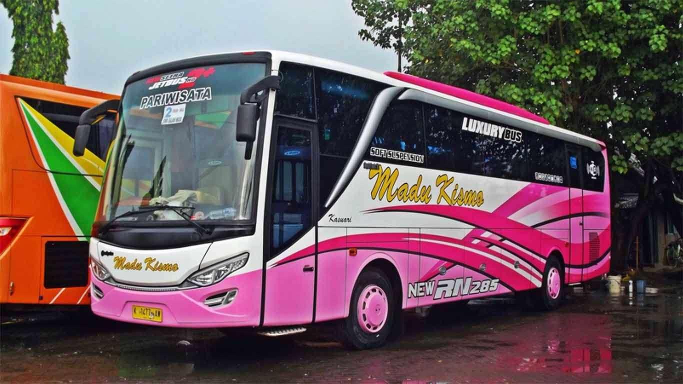 Harga Tiket Bus Madu Kismo
