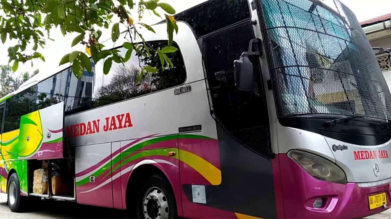 Harga Tiket Bus Medan Jaya