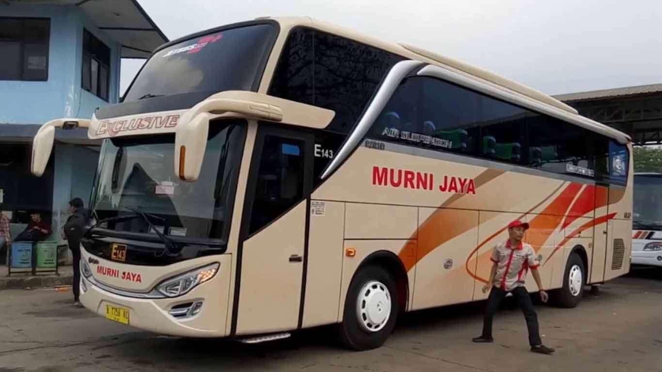 Harga Tiket Bus Murni Jaya