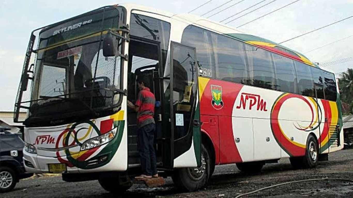 Harga Tiket Bus NPM