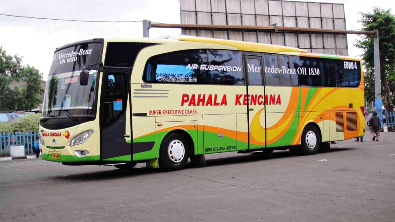 Harga Tiket Fasilitas Bus Pahala Kencana 2019