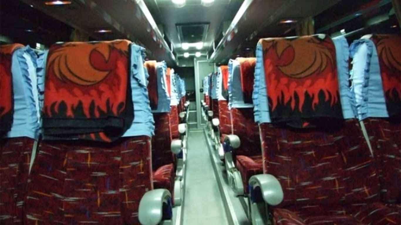 harga tiket bus safari dharma raya lebaran 2019