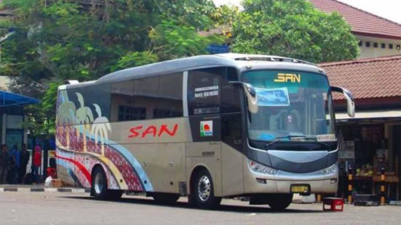 Harga Tiket Bus SAN