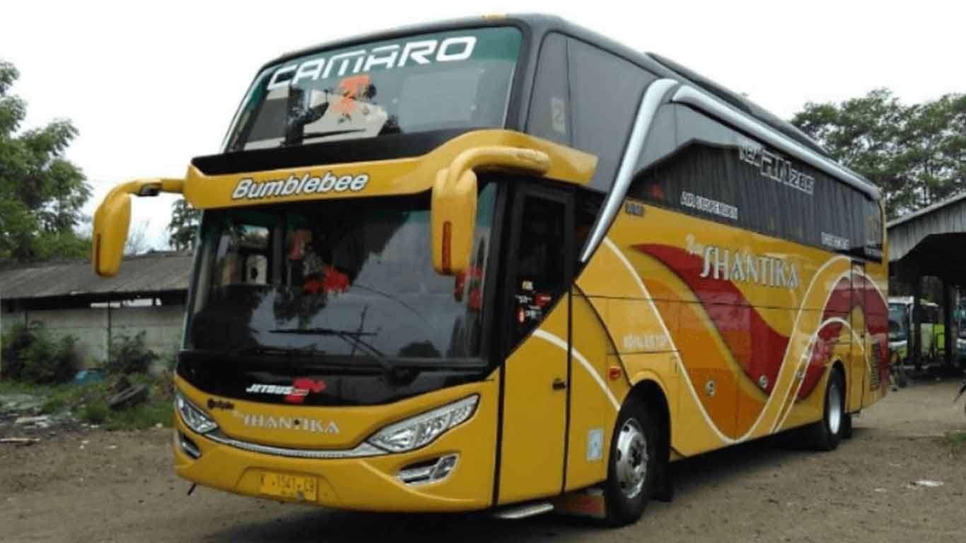 Harga Tiket Bus New Shantika