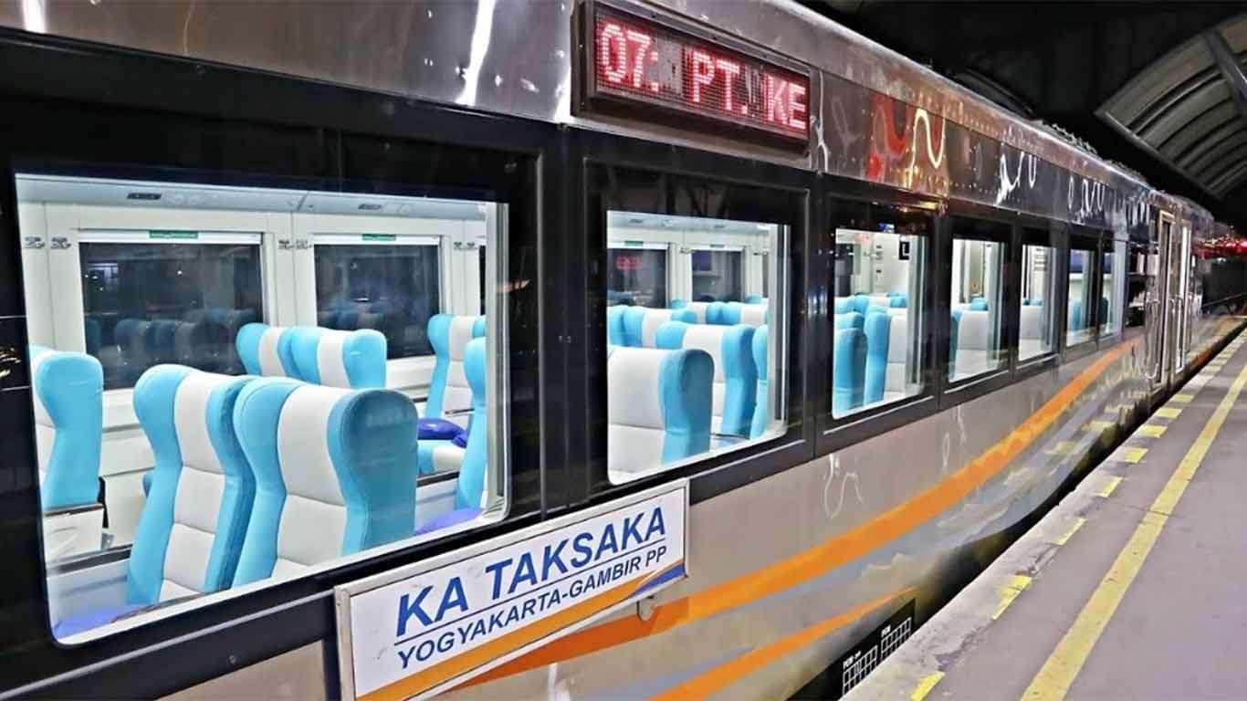 Harga Tiket Jadwal Kereta Api Taksaka Lengkap 2019