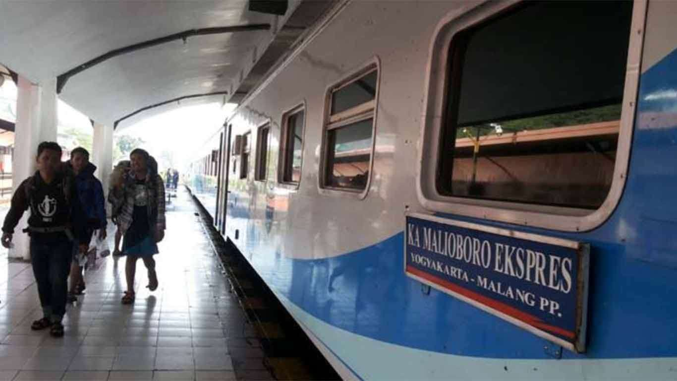 jadwal malioboro express 2019
