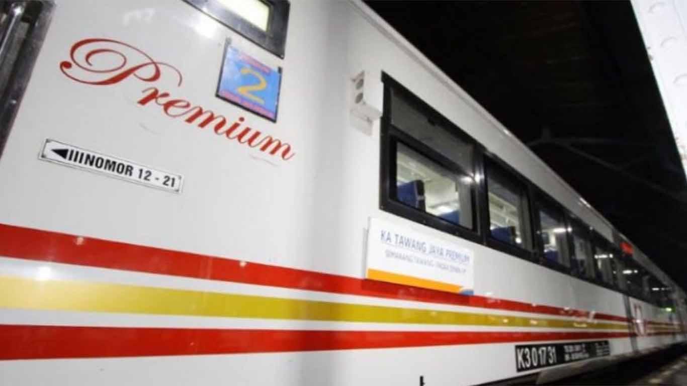 Jadwal Kereta Api Tawang Jaya Premium