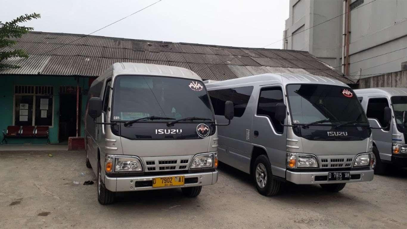 aya travel bandung depok 2019