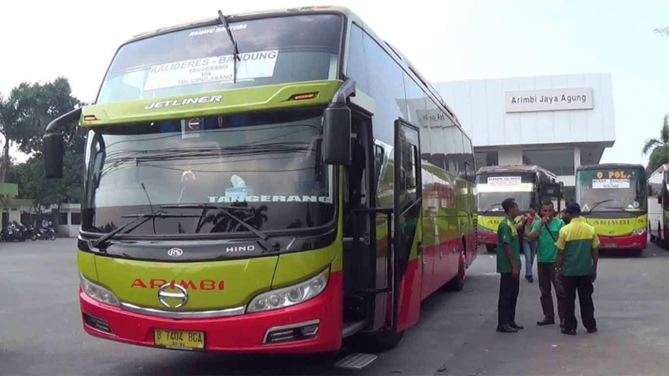 Harga Tiket Bus Arimbi