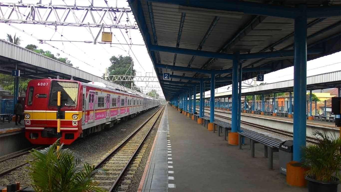 Jadwal KRL Tangerang