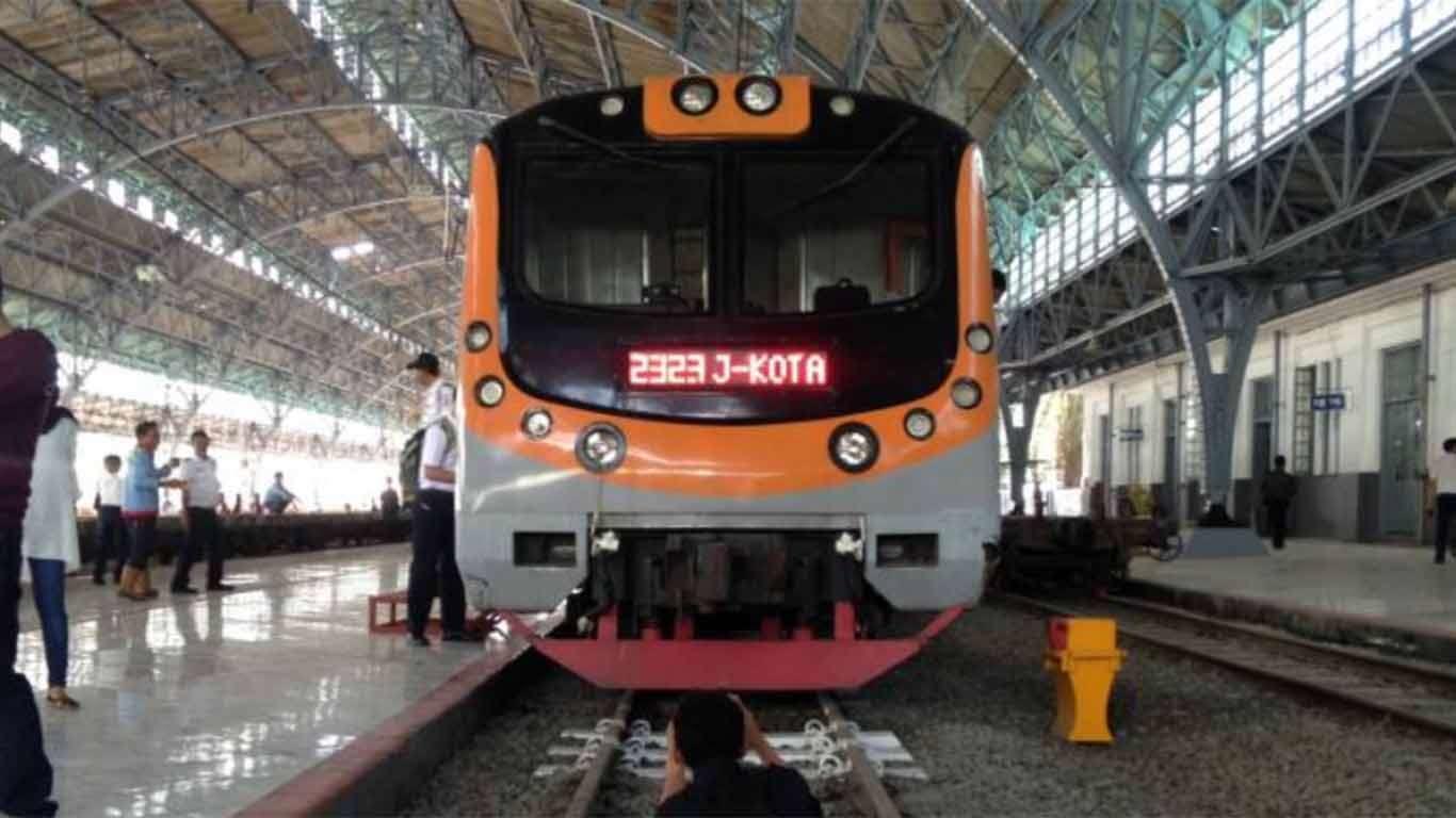 Jadwal KRL Tanjung Priuk
