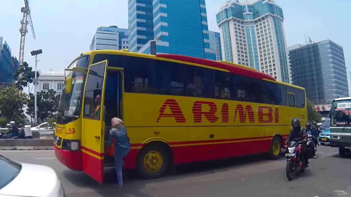 no telp bus arimbi bandung