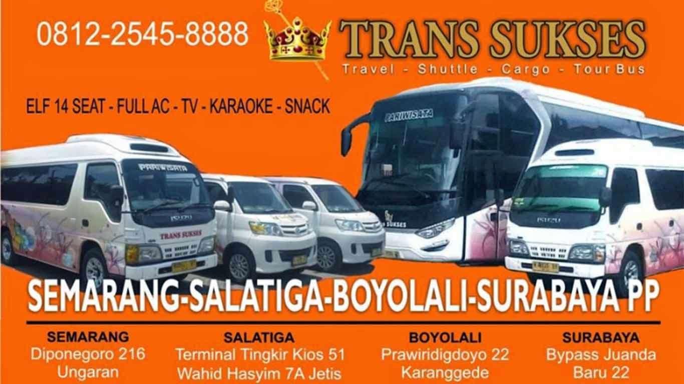 trans sukses travel bandung