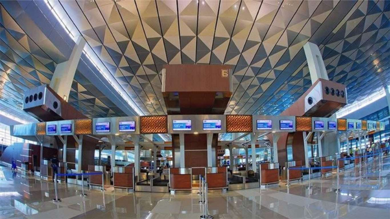 Travel Bandung Bandara Soekarno Hatta