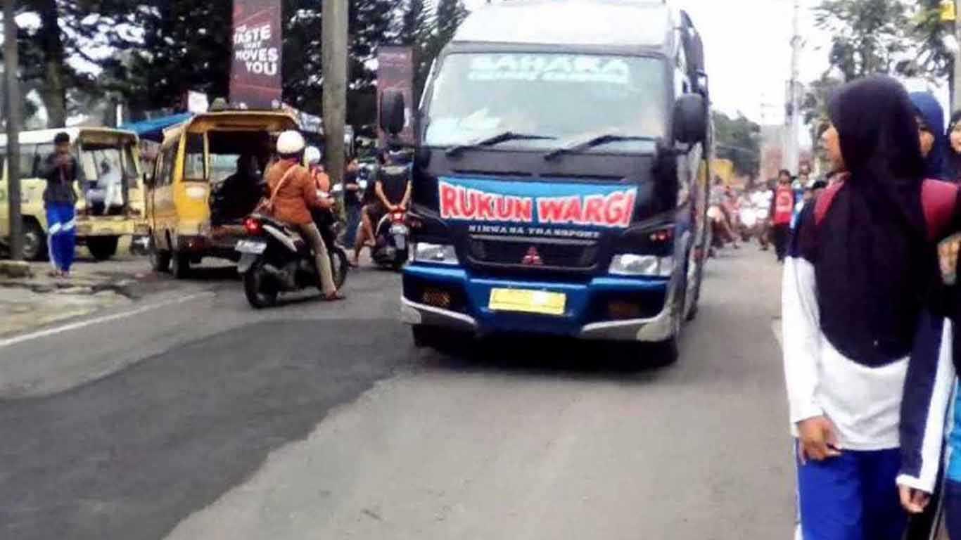 travel bandung majalengka rw buhe kota bandung jawa barat