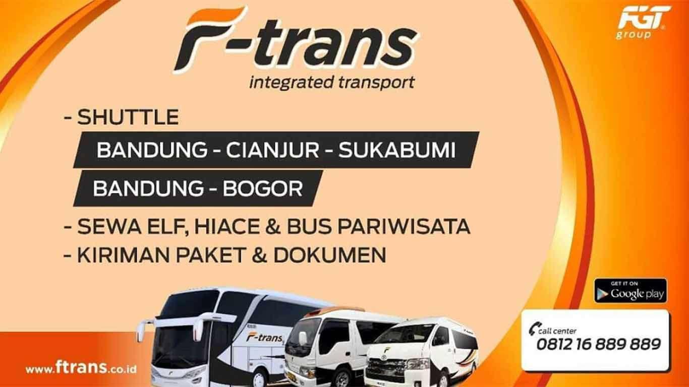 travel jakarta sukabumi 2019