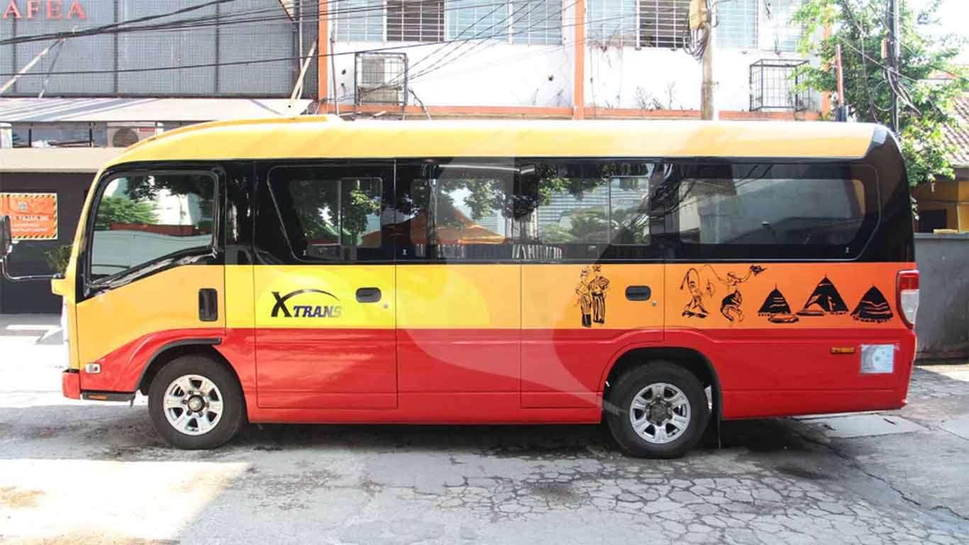 xtrans travel serang kota serang, banten