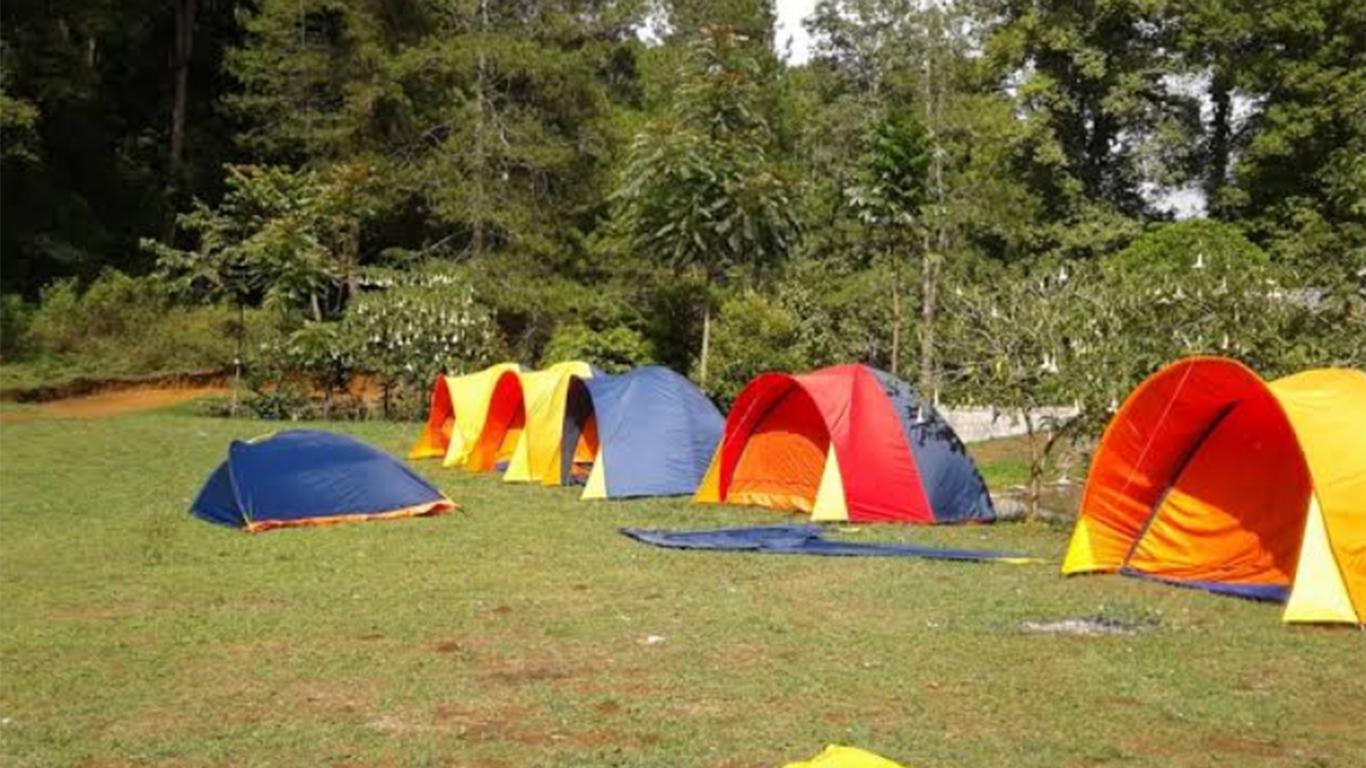 Camping Ground Taman Buru Masigit Kareumbi
