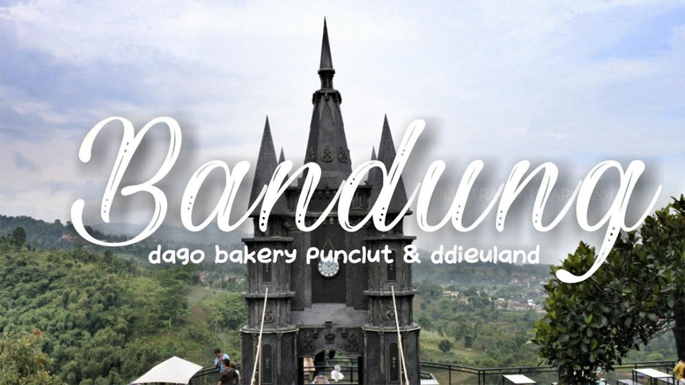 Dago Bakery Kawasan Punclut