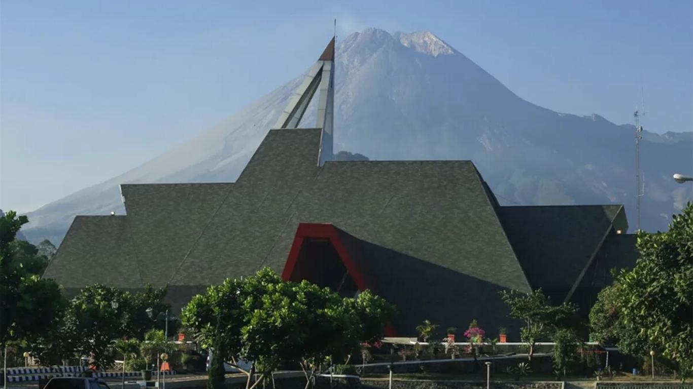 Harga Tiket Masuk Museum Gunung Merapi