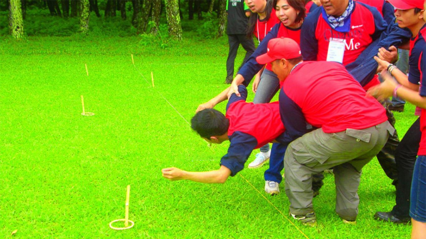 Outbound Training Team Buliding