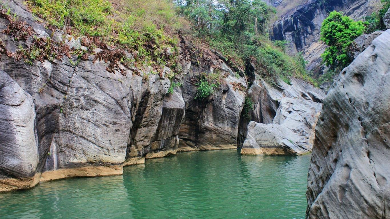 Peninggalan Danau Purba