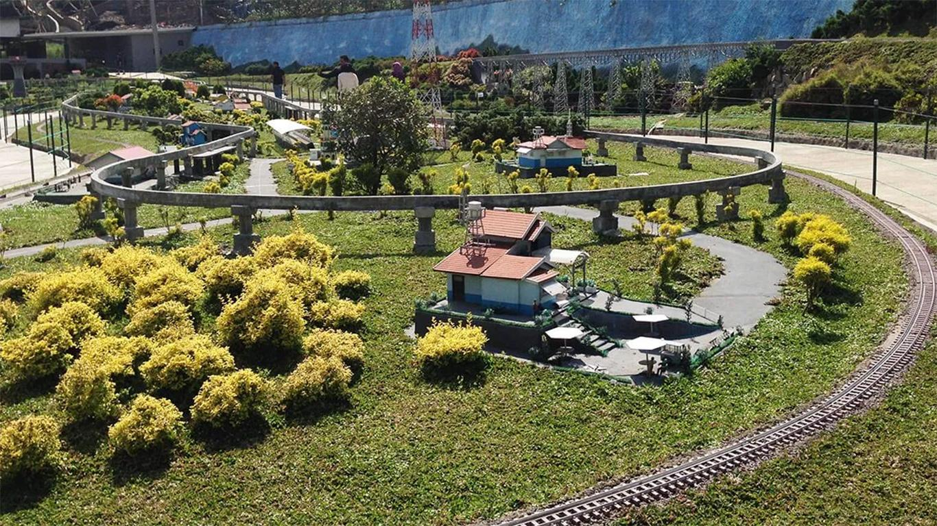 Harga Tiket Masuk Taman Miniatur Kereta Api