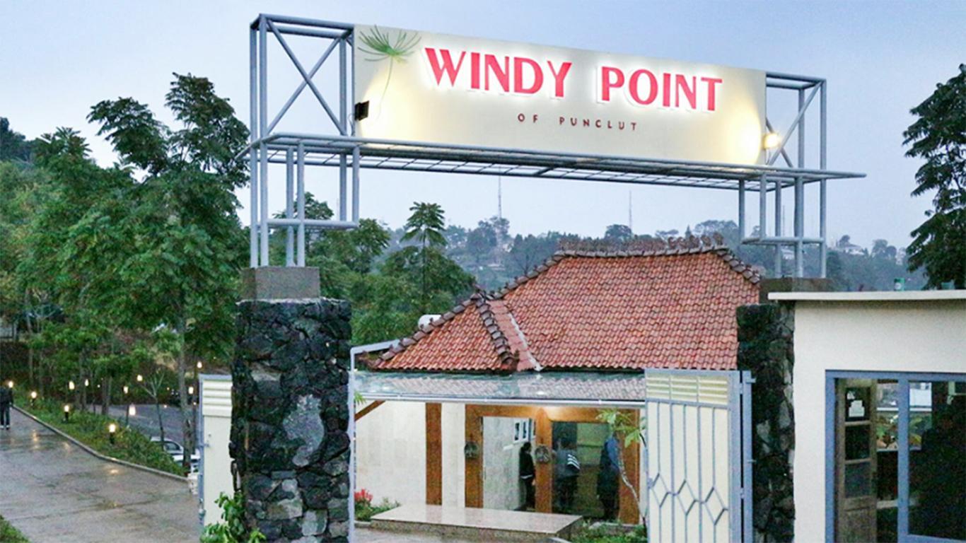 Windy Point of Roemah Kopi Kawasan Punclut
