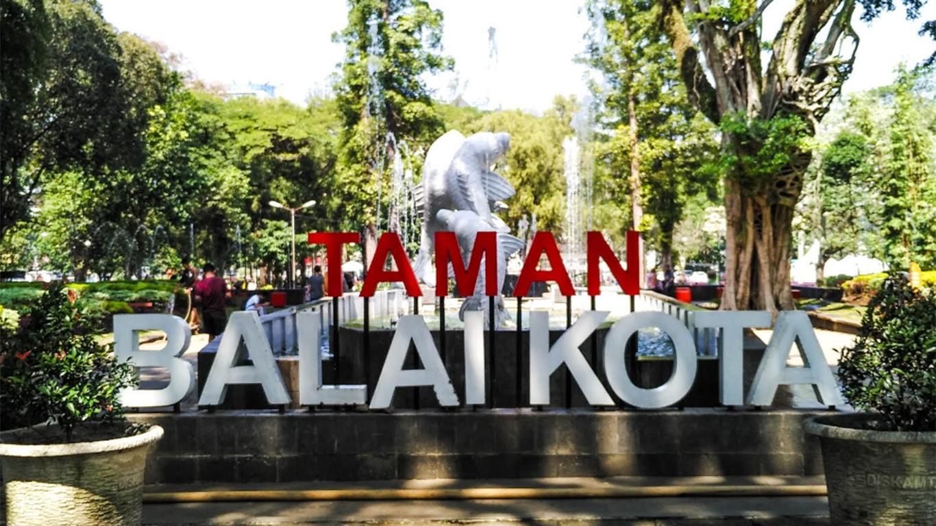 Harga Tiket Masuk Balai Kota Bandung