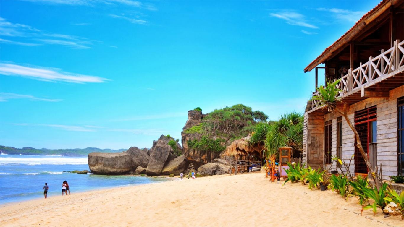 69 Daftar Pantai Terbaik di Jogja